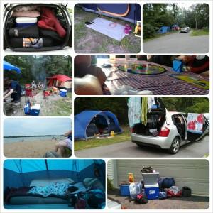 Camping Trip July 25, 2014