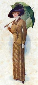 La Mode Illustree 1912