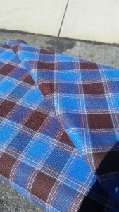 What a lovely plaid! Whatever could it be for?