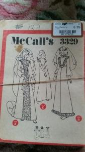 McCall's 3329 - OOP