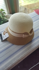 A lovely summer cloche